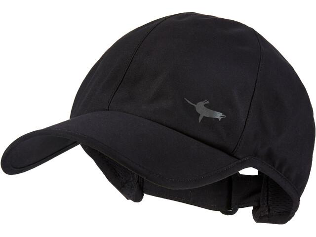 Sealskinz Waterproof Cap Hovedbeklædning sort